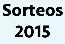 SORTEOS 2015