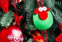 Christmas decorations / Hand made   Christmas decorations