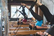 Pilates / Everything Pilates!  Classes, workouts, equipment, tips, and more!