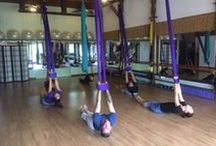 Stretching / Stretching, yoga, contortion