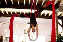 Aerial / Aerial Yoga, Aerial Lyra or Hoop, Aerial Silks, Aerial Tissu, Pole Dancing, Pole Fitness, Aerial Yoga Play, everything Aerial!!