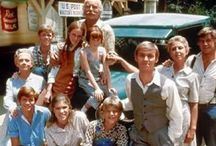 The Waltons / I think this maybe my favorite TV show.  I loved the characters and how time continued to march on through so much history.  But more the reason is I watched this show with my family on a back and white TV and we saw them find solutions to problems we were facings in real life and it gave me hope that things could get better for us too. / by Maestro Stamberger