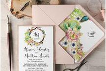 Carte - Invitation (Invitation Card) / Calling Card