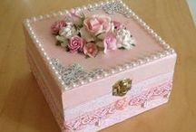 AC - Coffret (box) / Glossybox jewellery box