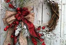 AC - Couronne et autres modèles (Wreath) / wreath, couronne,  fête