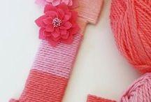 AC - Laine, corde (Wool, rope) / crochet, tricot