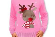 Swetry świąteczne damskie / Długi, dopasowany i ciepły #sweter, które idealnie sprawdza się w chłodniejsze dni. Doskonały #prezent na #święta.