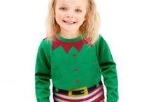 Swetry świąteczne dziecięce