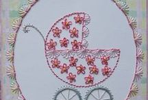 Carte - Broderie (Stitching Cards)