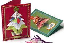 Carte - Origami  (Origami Card) / Voir Art créatif - Origami pour des exemples de forme