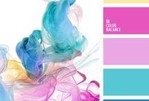 AC - Couleurs (color Combos) / color combinaisons, color palette