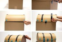 AC - Cartonnage / carton,  box, boite