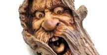 AC - Art du bois / bois, sculpture