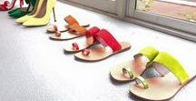 Sandal resort collection / Natural leather sandals. www.tatyz.com