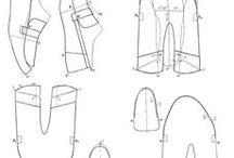 Shoemaking pattern & shoe components / Shoemaking supply  https://www.etsy.com/shop/TATYZ?ref=seller-platform-mcnav