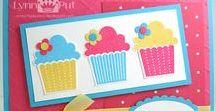 Carte - Nourriture (cupcake, glace, donut, etc.) / petit gâteau, crème glacé, beigne