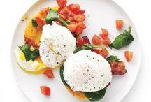 breakfast noms / by Laura Garrett