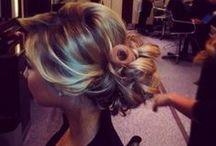 Hair / by Maria Palushaj