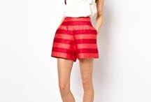 Spring/Sommer 2013 Trends - Bermuda Shorts