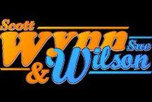 Wynn & Wilson / by WQMX