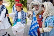 Traditional Greek Costume, Dancing Outfits and Fashion