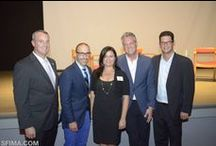 September - Sports Panel / SFIMA's September Educational Event welcomed three brilliant marketers from the world of professional sports to discuss the ins and outs of tailoring marketing strategies to multi-screen viewing.