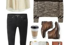 Outfit for fall/spring / Ideas for great outfits!