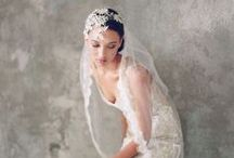 Bridal Accessories, Veils & Head Pieces