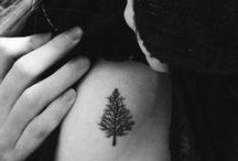 Tattoo. / Art sur les corps. Tattoos.