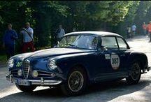 """1000 Miglia 2015 / La storica corsa """"1000 Miglia"""" quest' anno vede tra i protagonisti anche il nostro Pino Ceccato alla guida di una splendida Alfa Romeo 1900 Superleggera! Complimenti!"""