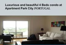 Luxurious Condo Rentals Portugal / Welcome to Apartment Park City, Portugal, where vacation home rents take great pride in providing you with exceptional living environment, world class amenities and quality service. Our offered condo will be an excellent choice among travellers who want to spend their quality time in beach, city tour and hiking.