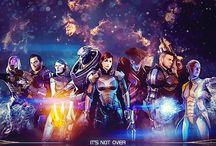I should go. I SHOULD go. I should GO. / Mass Effect aka Yayyy, Andromeda is coming!