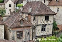 Medieval city / Medieval city reference for drawing, painting, 3d etc.