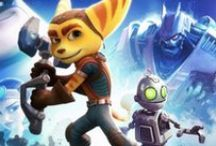 Ratchet, & Clank!!!!!!!!!!!!!! / cool stuff!