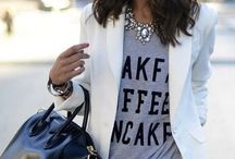 Clothes / Outfits and styles I like.  / by Tia Hawkins