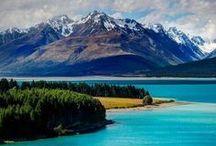 New Zealand Getaways / Inspiration for your next New Zealand Getaway. View our range of retreats on www.viewretreats.com