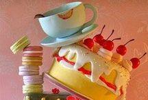 PASTELES CREATIVOS EN EL MUNDO / Los mejores y mas creativos pasteles, encontrados en esta red... los podremos cocinar aquí??