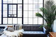 How I want to live. / Interior design, furniture.