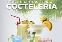 DIPLOMADO EN COCTELERÍA INTERNACIONAL / Conviértete en un experto en preparación de bebidas, y conoce mucho más del mundo de la coctelería.