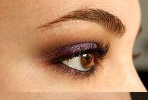 Looks / Maquillaje de ojos: ahumados, delineados y mucho más // Makeup looks: smokey eyes, winged eyeliners and more.