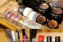 Organization / Makeup organization//Cómo organizar tu maquillaje