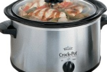 Crockpot Cookery / by Rose Lentz