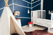 ~ Nursery ~ / Design ideas and goodies for an eco-friendly, green baby nursery! / by California Baby®