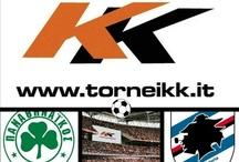 I Campionati... / Le presentazioni delle nostre partite del 18° Campionato Europeo di Calcio a 8 e Calcio a 5