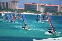 Deportes en Aruba / La combinación entre los colores del mar y el clima, hacen que los deportes en Aruba sean mágicos e inolvidables.