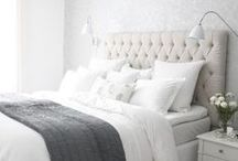 Bedroom Ideas / by Katie Sullivan