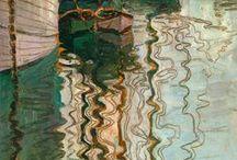 Oil & Acrylic Paintings