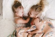 ~ Siblings ~ / Celebrating the joy of sisters, brothers, twins, and more! / by California Baby®