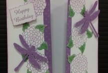 Paper craft / Scrapbooking pages and cards