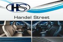 Handel Street / Leather Interior Options